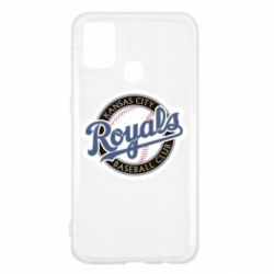 Чохол для Samsung M31 Kansas City Royals