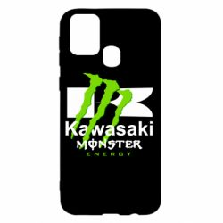 Чехол для Samsung M31 Kawasaki Monster Energy