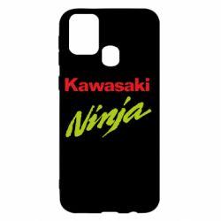 Чехол для Samsung M31 Kawasaki Ninja