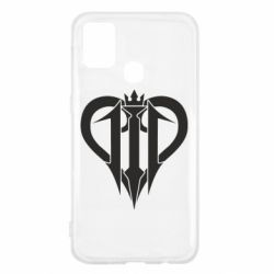 Чехол для Samsung M31 Kingdom Hearts logo