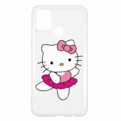 Чехол для Samsung M31 Kitty балярина