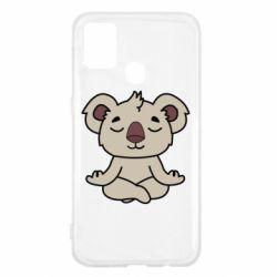 Чехол для Samsung M31 Koala