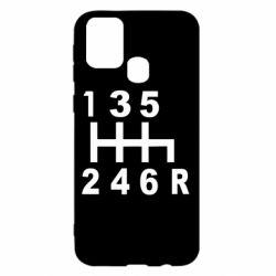 Чехол для Samsung M31 Коробка передач