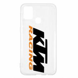 Чехол для Samsung M31 KTM Racing