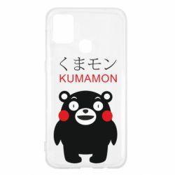 Чохол для Samsung M31 Kumamon