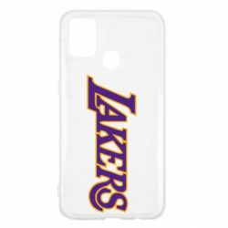 Чохол для Samsung M31 LA Lakers