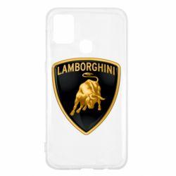 Чохол для Samsung M31 Lamborghini Logo