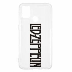 Чохол для Samsung M31 Led Zeppelin