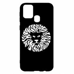 Чехол для Samsung M31 лев
