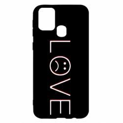Чохол для Samsung M31 lil peep: love