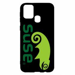 Чехол для Samsung M31 Linux Suse