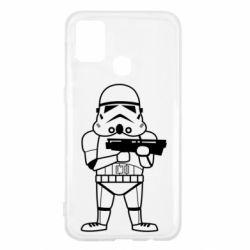 Чохол для Samsung M31 Little Stormtrooper