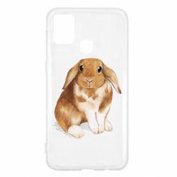 Чохол для Samsung M31 Маленький кролик