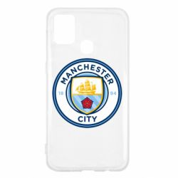 Чохол для Samsung M31 Manchester City