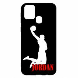 Чохол для Samsung M31 Майкл Джордан