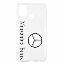 Чехол для Samsung M31 Mercedes-Benz Logo