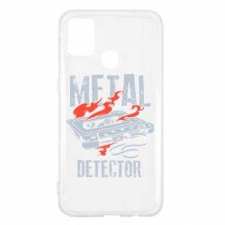 Чохол для Samsung M31 Metal detector