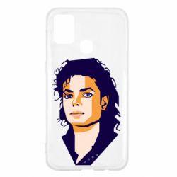 Чохол для Samsung M31 Michael Jackson Graphics Cubism