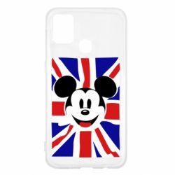 Чехол для Samsung M31 Mickey Swag