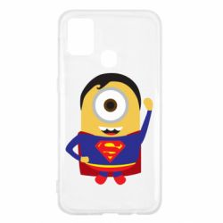 Чохол для Samsung M31 Minion Superman