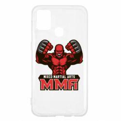 Чохол для Samsung M31 MMA Fighter 2