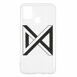 Чохол для Samsung M31 Monsta x simbol