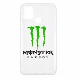 Чехол для Samsung M31 Monster Energy Classic
