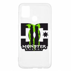 Чохол для Samsung M31 Monster Energy DC