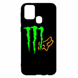 Чохол для Samsung M31 Monster Energy FoX