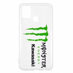Чохол для Samsung M31 Monster Energy Kawasaki