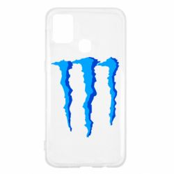 Чохол для Samsung M31 Monster Stripes