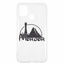 Чехол для Samsung M31 Mordor (Властелин Колец)