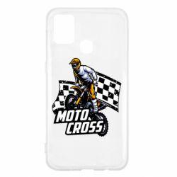 Чехол для Samsung M31 Motocross