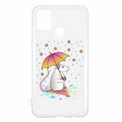 Чохол для Samsung M31 Mouse and rain