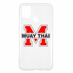 Чохол для Samsung M31 Muay Thai Big M