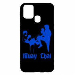 Чохол для Samsung M31 Muay Thai Fighters