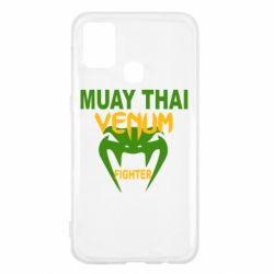 Чехол для Samsung M31 Muay Thai Venum Fighter