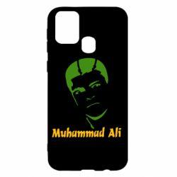 Чехол для Samsung M31 Muhammad Ali