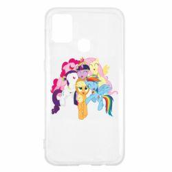 Чехол для Samsung M31 My Little Pony