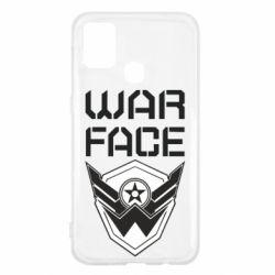 Чохол для Samsung M31 Напис Warface