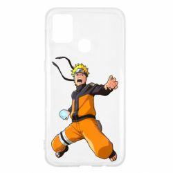 Чохол для Samsung M31 Naruto rasengan