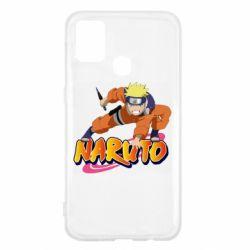 Чохол для Samsung M31 Naruto with logo
