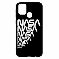 Чехол для Samsung M31 NASA