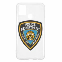 Чохол для Samsung M31 New York Police Department