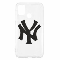 Чохол для Samsung M31 New York yankees
