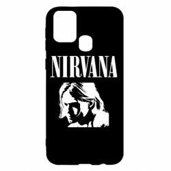 Чохол для Samsung M31 Nirvana