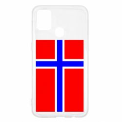 Чохол для Samsung M31 Норвегія