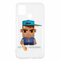 Чохол для Samsung M31 Not a hooligan