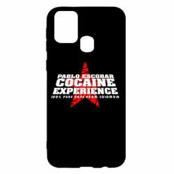 Чехол для Samsung M31 Pablo Escobar