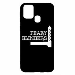 Чохол для Samsung M31 Peaky Blinders and weapon